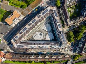Luftbild abl Siedlung Himmelrich 3